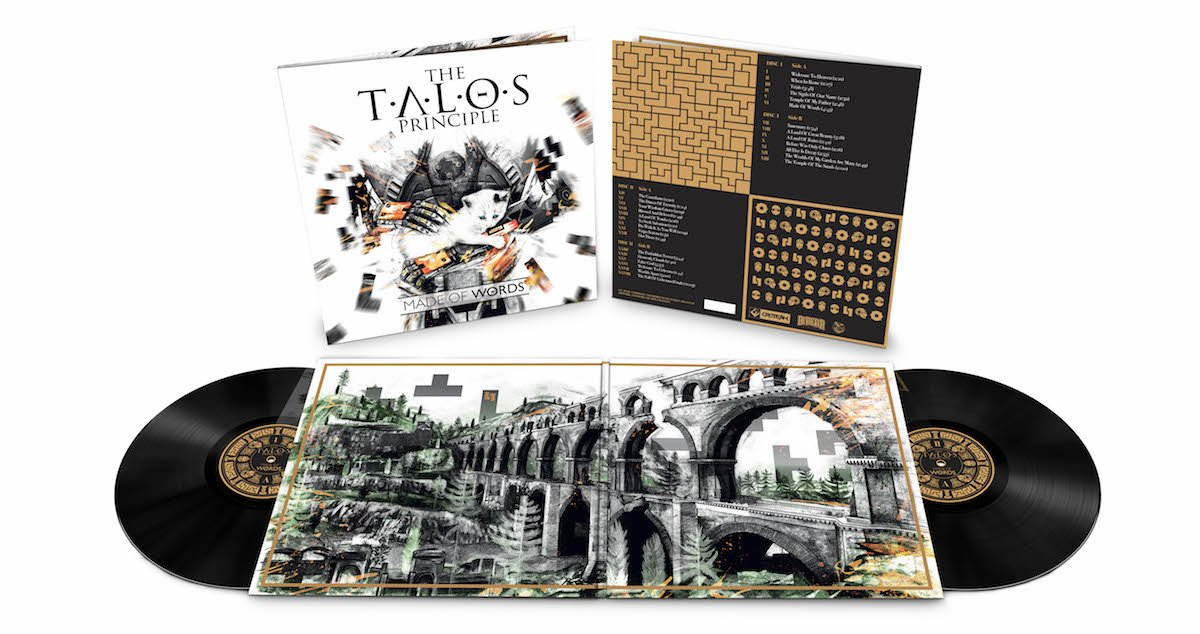 The Talos Principle - Contents
