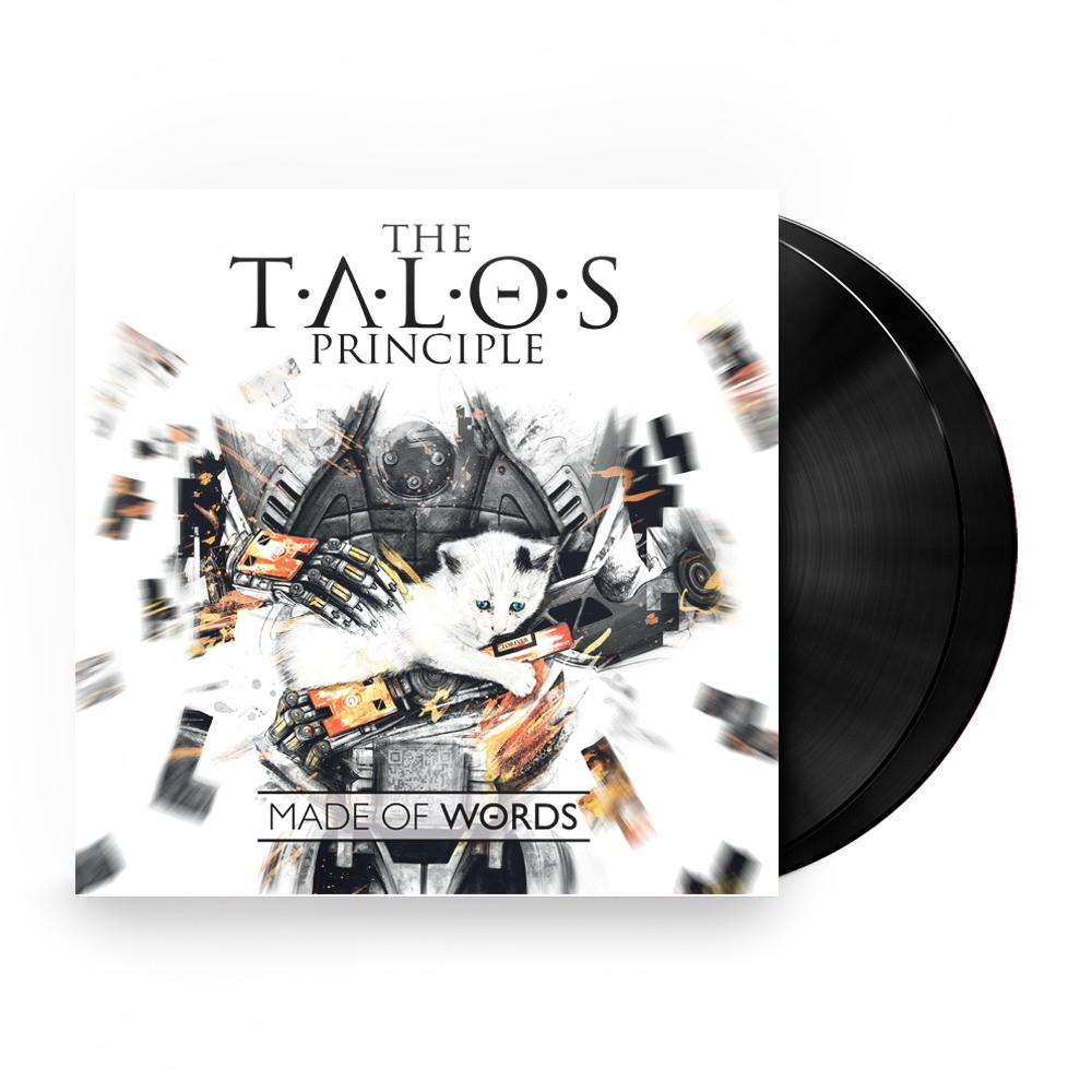 The Talos Principle - Front + Records
