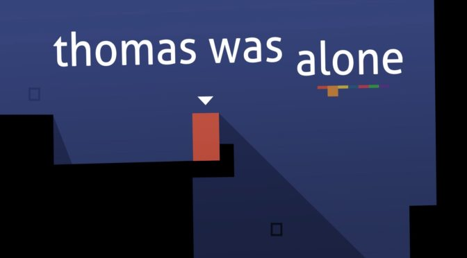 Black Screen Records to release the Thomas Was Alone soundtrack on vinyl