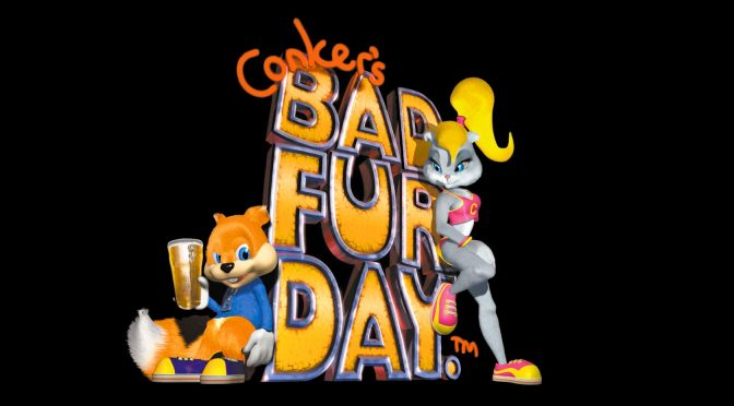 Black Friday will be a bad fur day as iam8bit brings Conker's Bad Fur Day to vinyl