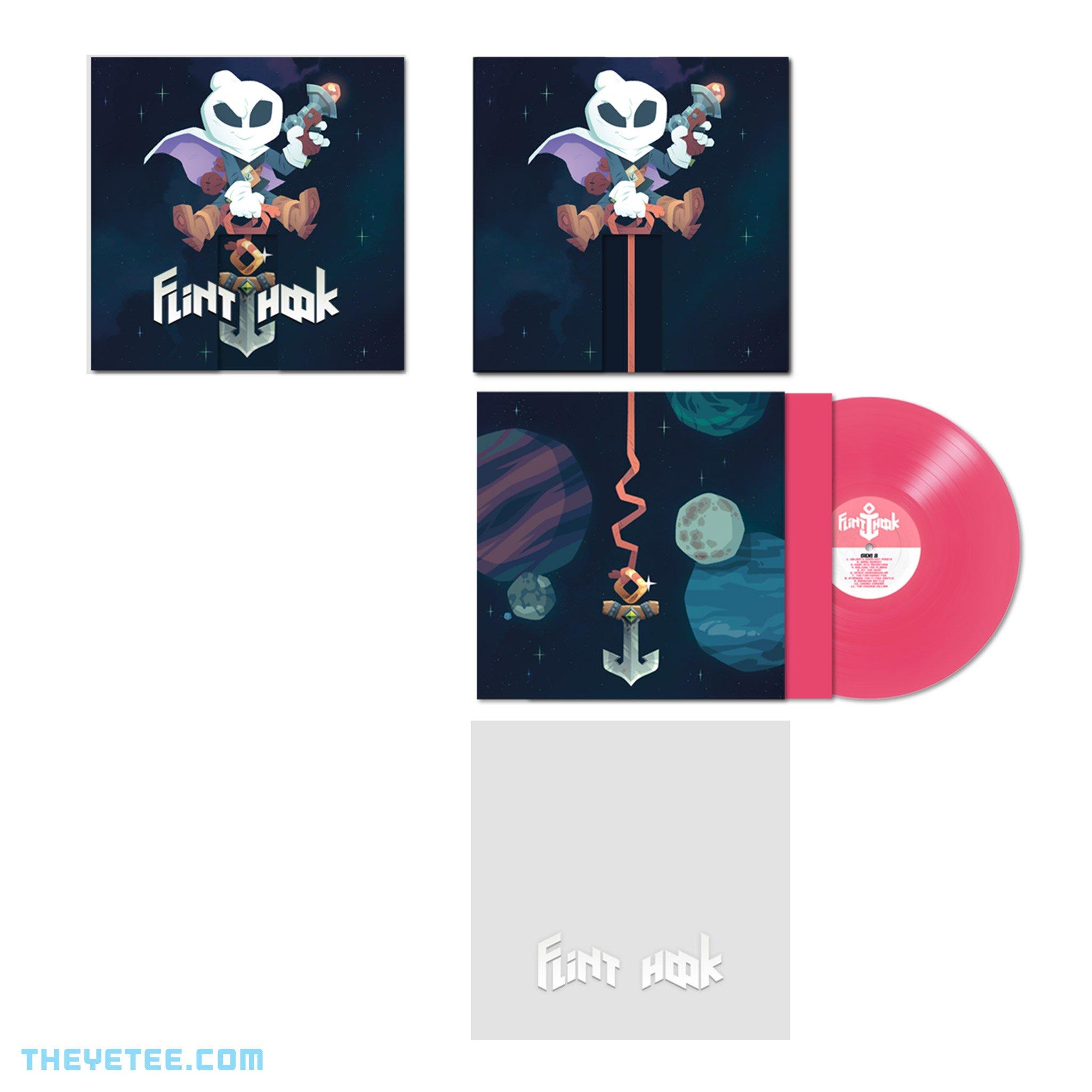 Flinthook - Cover Concept