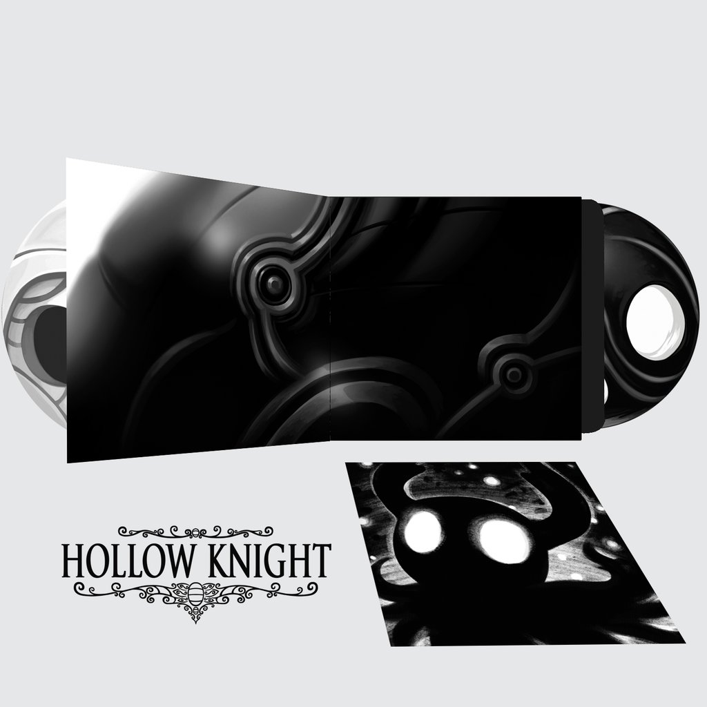 Hollow Knight - Gatefold