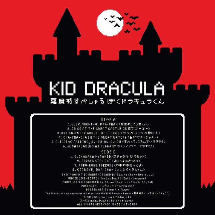 Kid Dracula - Back
