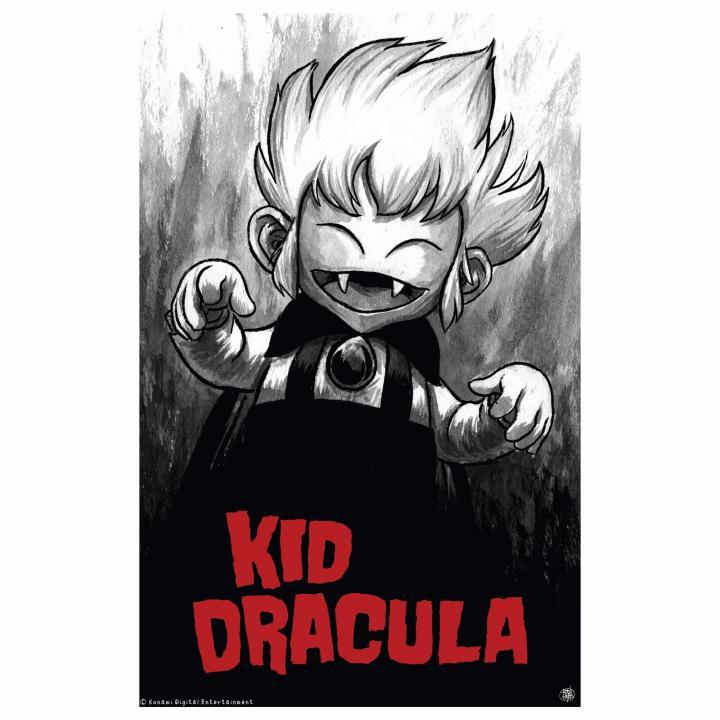 Kid Dracula - Poster