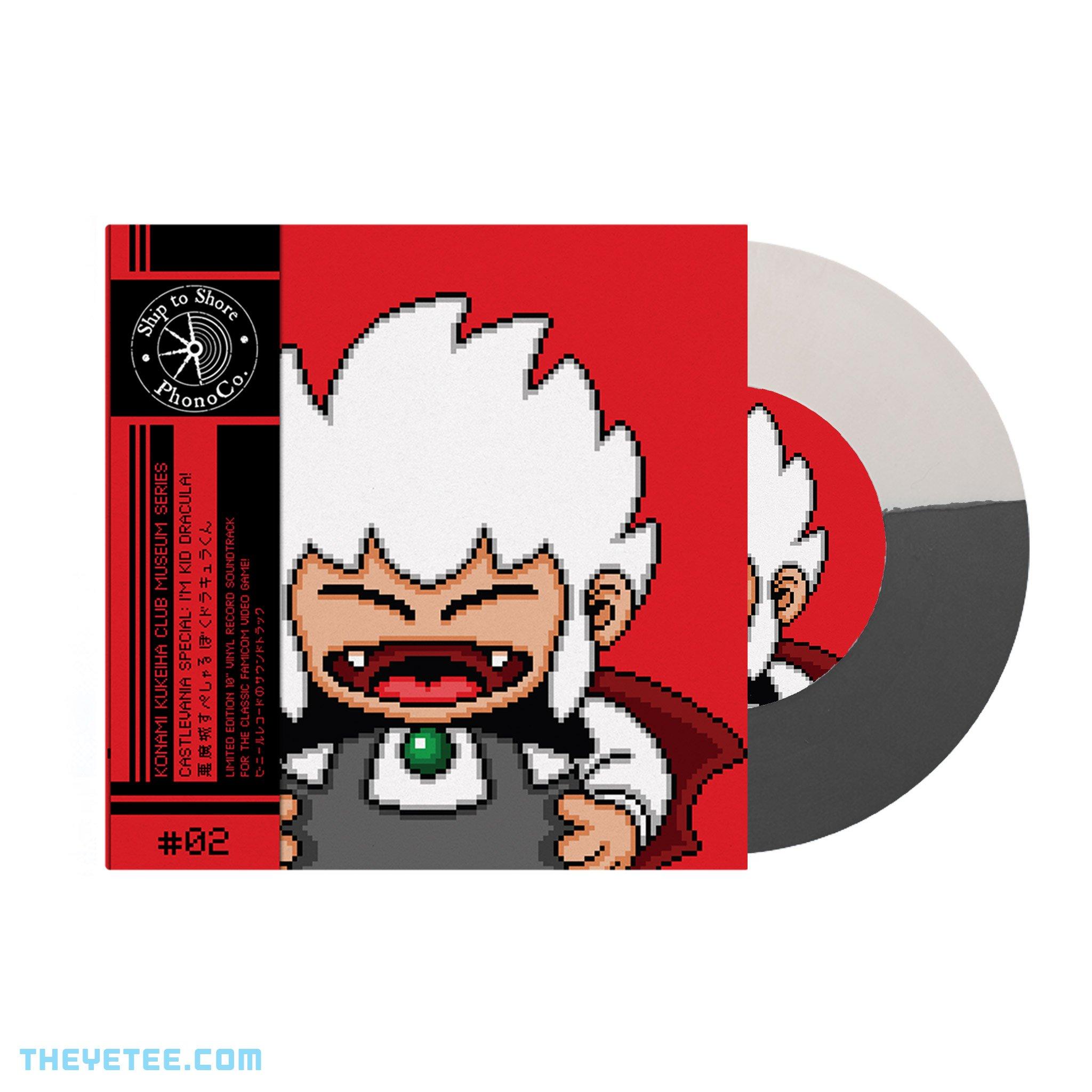 Kid Dracula - Yetee Variant