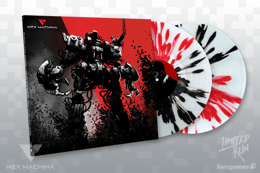 Nex Machina - Front & Records
