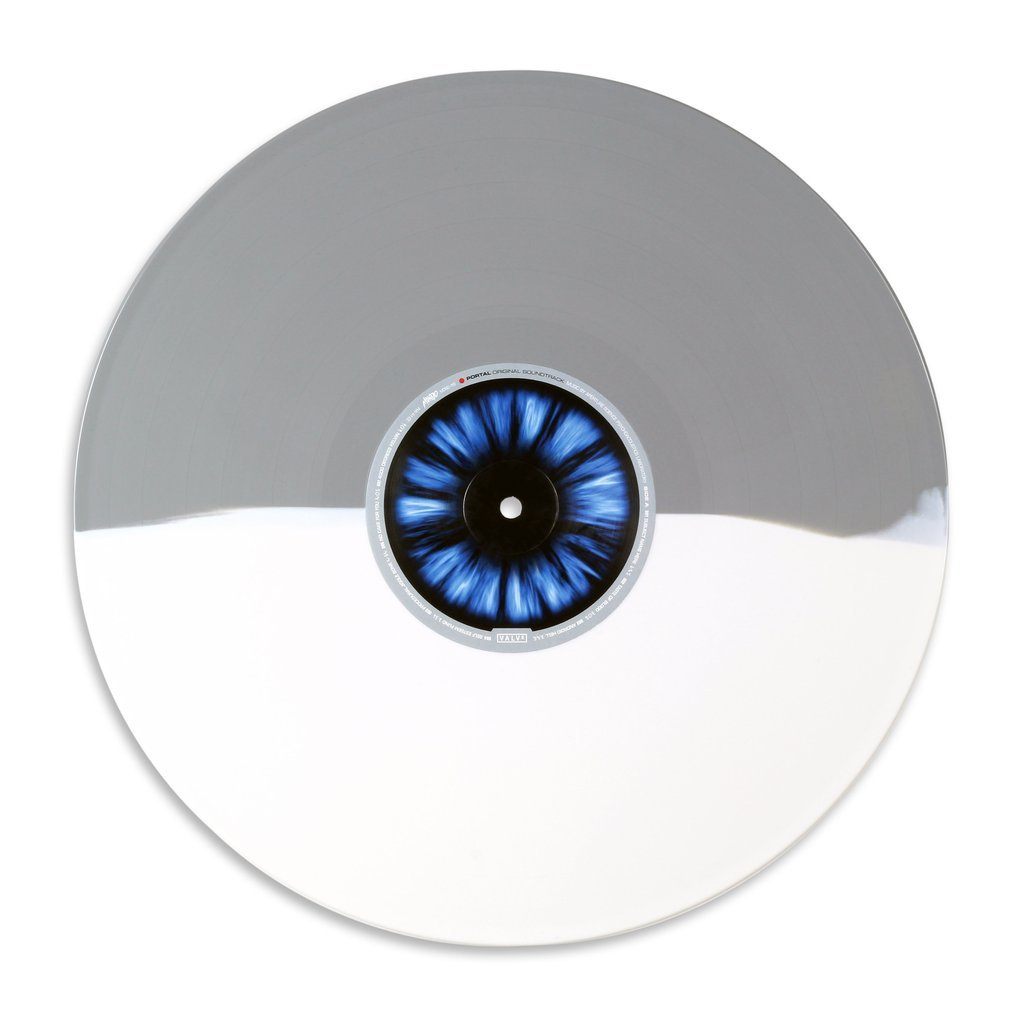 Portal - White/Grey Record