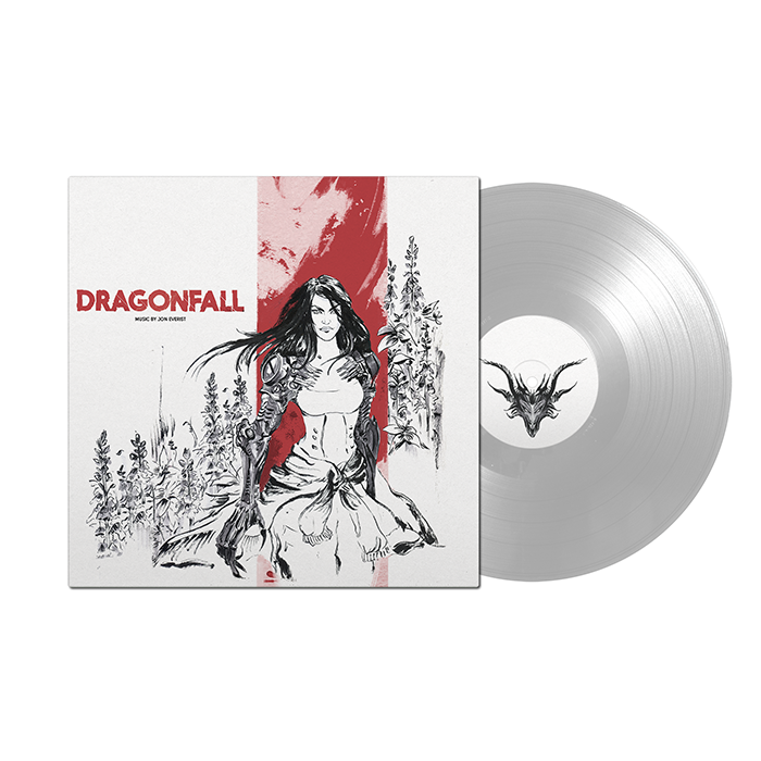 Shadowrun: Dragonfall - Clear Vinyl