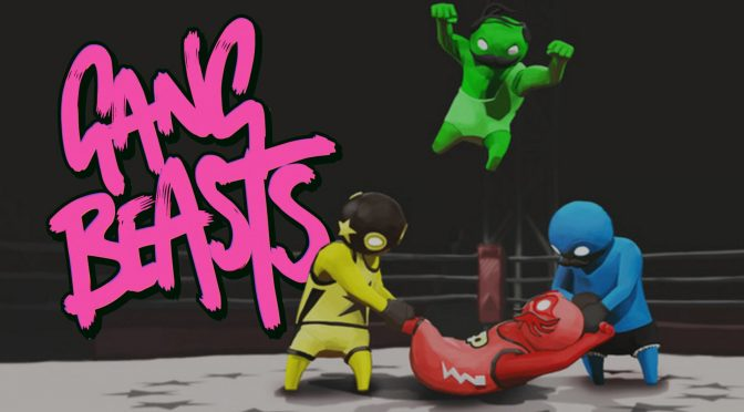 iam8bit to release the soundtrack to Gang Beasts on vinyl
