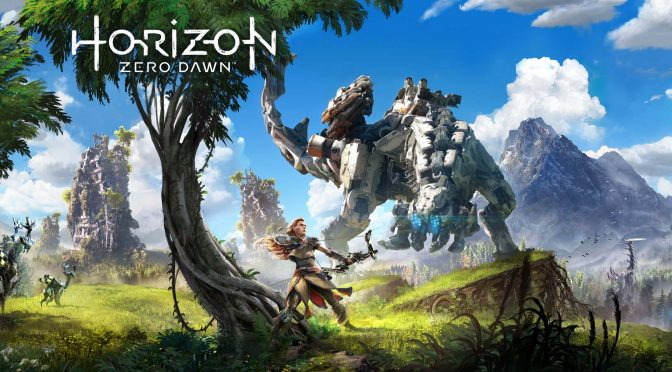 Sony is releasing the soundtrack to Horizon Zero Dawn as a 4LP box set