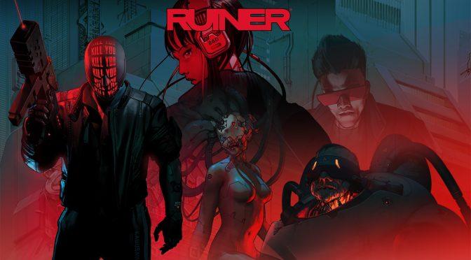 Ruiner - Feature