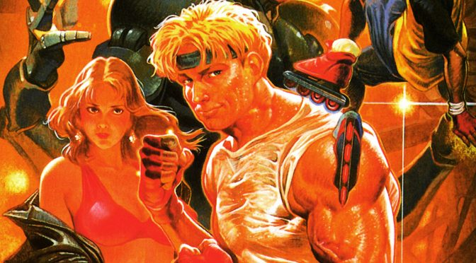 Data Discs releasing the Streets Of Rage 3 soundtrack