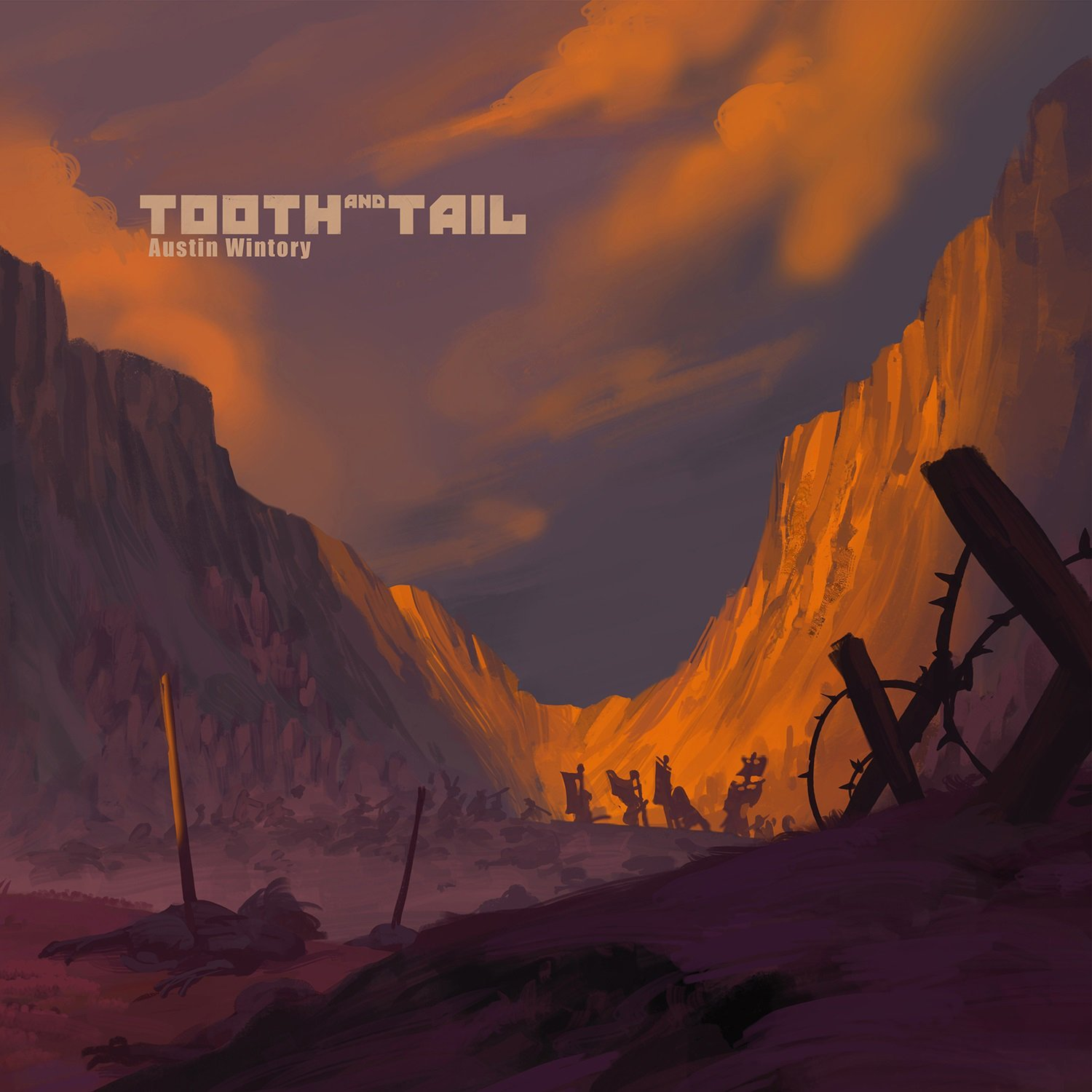 Tooth And Tail - Front