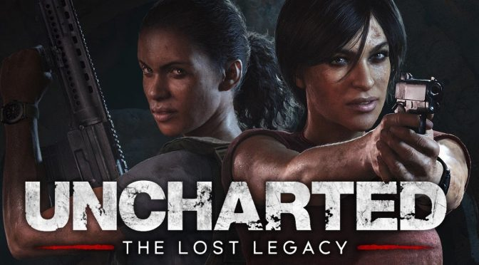 iam8bit to do a vinyl release for the Uncharted: The Lost Legacy soundtrack