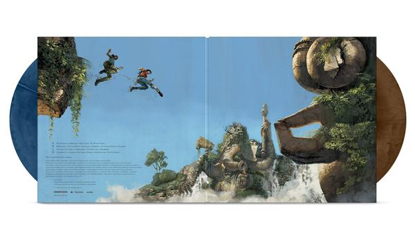 Uncharted: The Lost Legacy - Gatefold