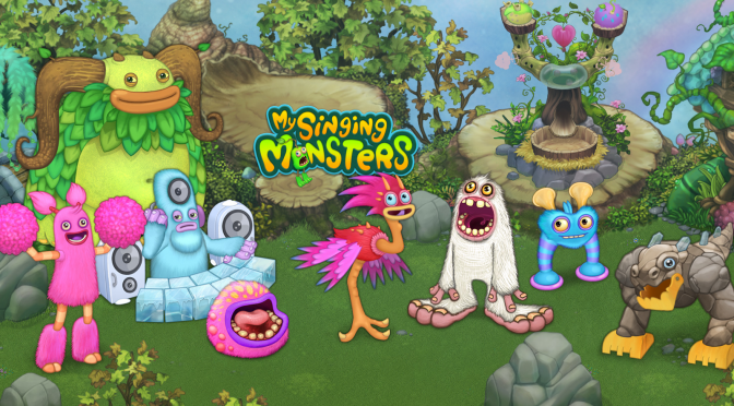 My Singing Monsters - Feature