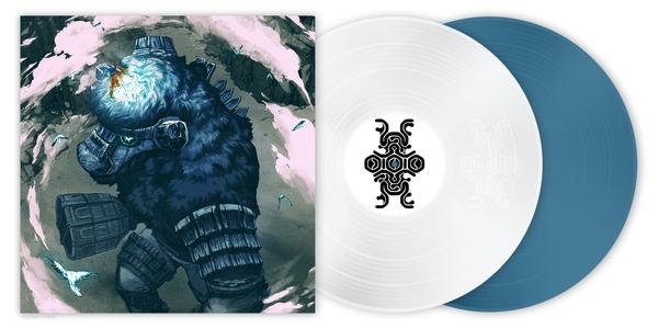 Shadow Of The Colossus - Front + Records
