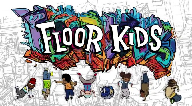The Floor Kids soundtrack can now be preordered on vinyl