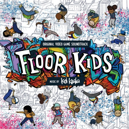 Floor Kids - Front Cover