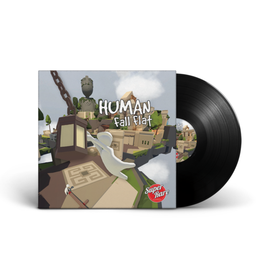 Human: Fall Flat - Front Cover