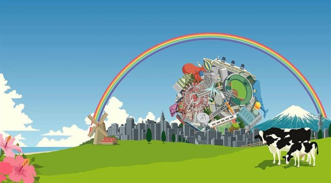 Mondo to release Katamari Damacy on vinyl