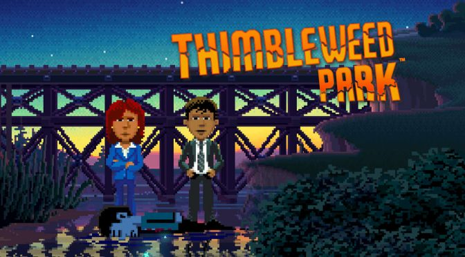 Thimbleweed Park - Feature