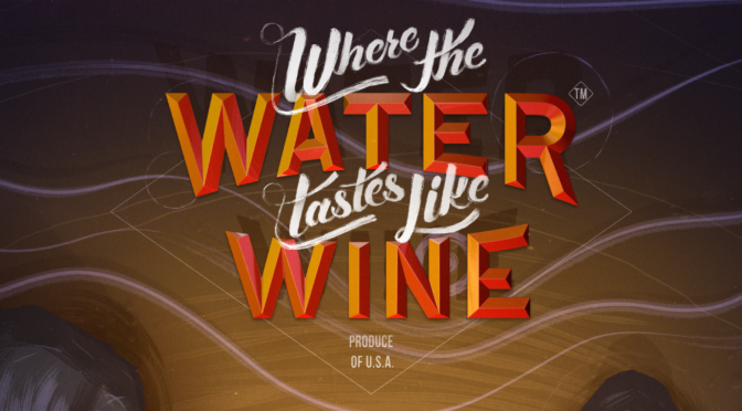 Where The Water Tastes Like Wine soundtrack now available from Laced Records