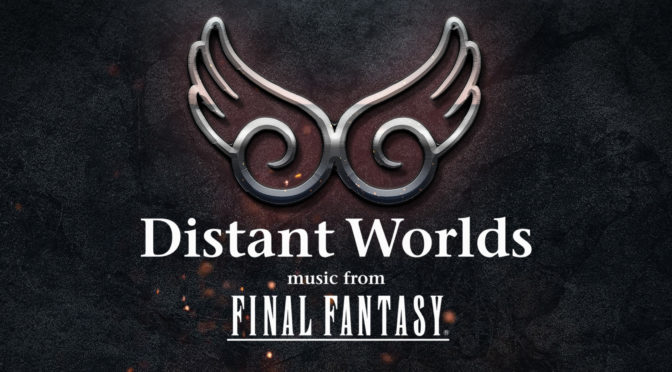 Distant Worlds: Music From Final Fantasy 2LP now available online