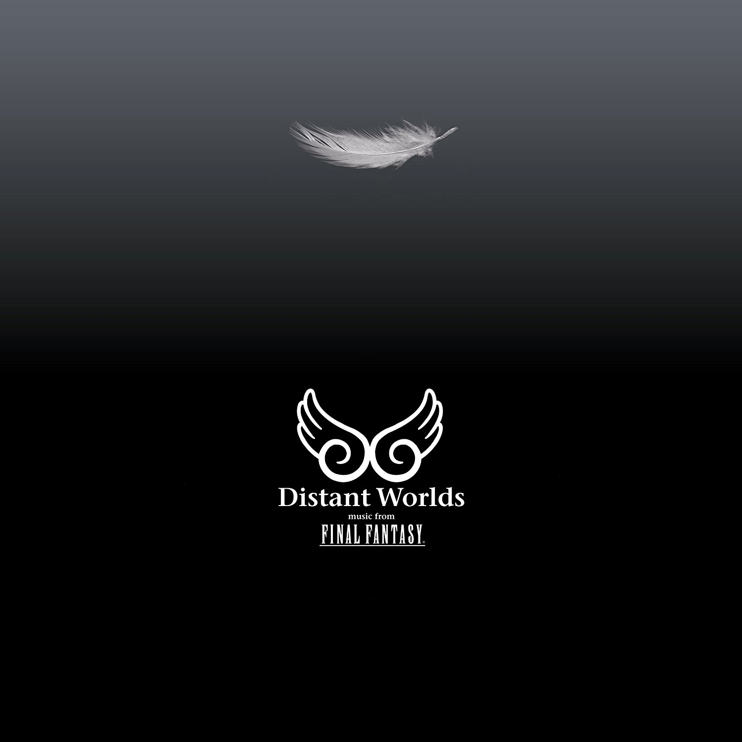 Distant Worlds: Music From Final Fantasy - Front