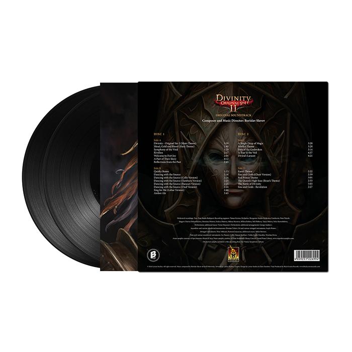 Divinity: Original Sin II - Black Vinyl