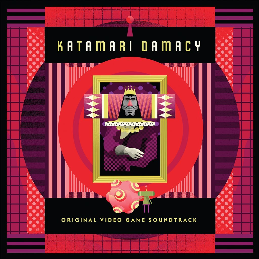 Katamari Damacy - Front