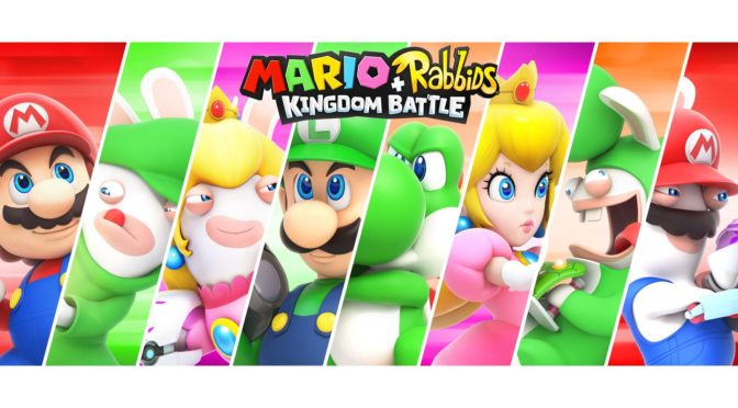 The Mario + Rabbids Kingdom Battle soundtrack is getting a vinyl release
