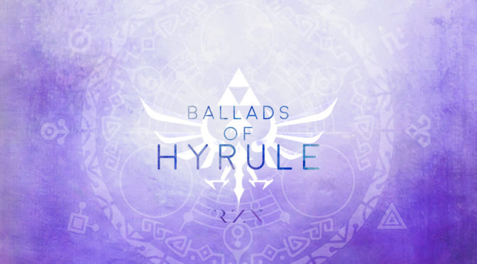 New Zelda arrangement 'Ballads Of Hyrule' from Rozen to get a vinyl release