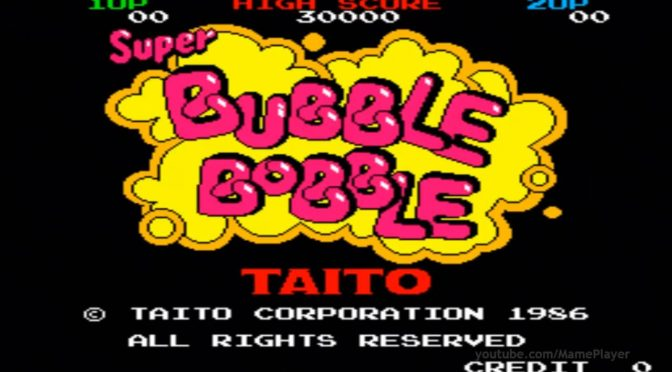 Bubble Bobble - Feature