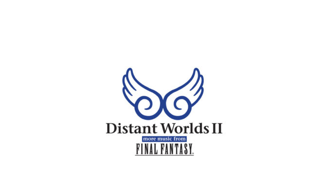 Distant Worlds II: More Music From Final Fantasy can now be ordered on vinyl