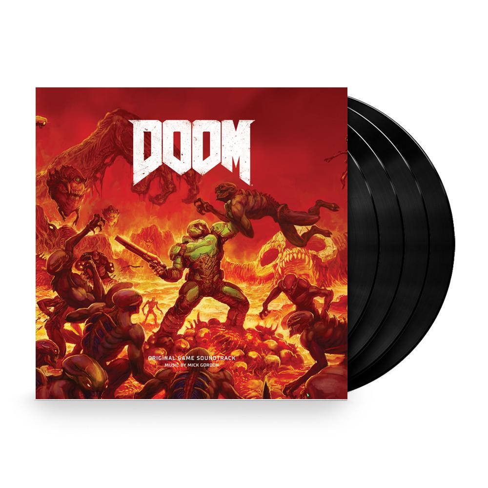Doom (2016) - 4LP