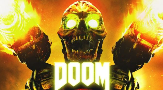 Laced Records to release the DOOM (2016) soundtrack on vinyl