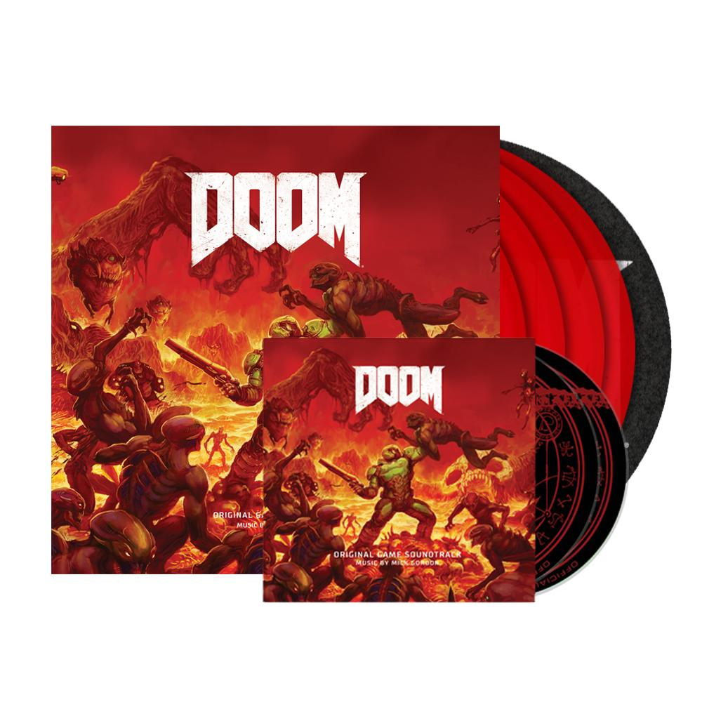 Doom (2016) - Special Edition 4LP Box