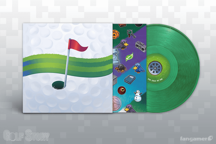 Golf Story - Front