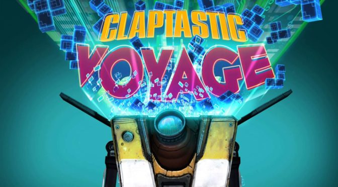 Spacelab9 to release the soundtrack to Borderlands: The Pre-Sequel! Claptastic Voyage
