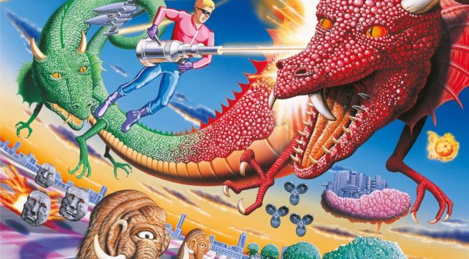 Preorders for Data Discs' Space Harrier open today