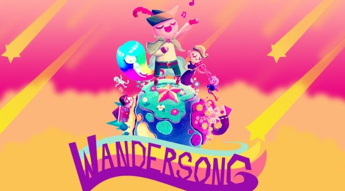The Wandersong EP is now available to order from Yetee Records