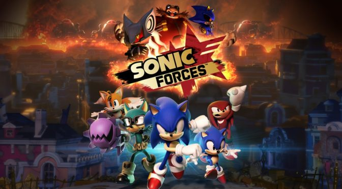Sonic Forces 2LP is now available to preorder