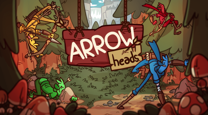 Yetee Records is releasing the Arrow Heads soundtrack on vinyl