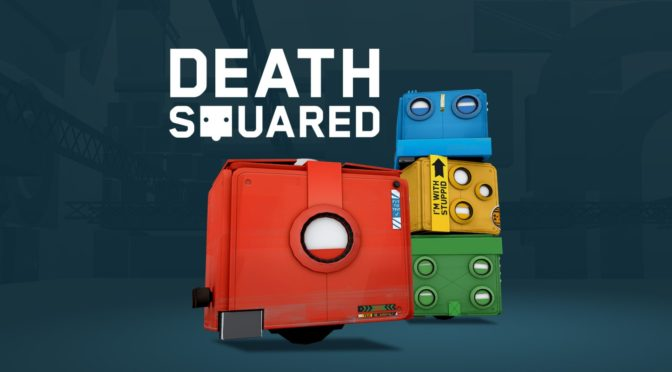 Yetee Records is releasing the Death Squared soundtrack on vinyl