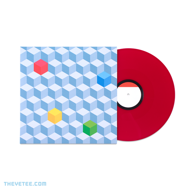 Death Squared - Front + Vinyl