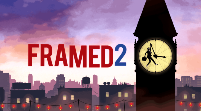 The Framed 2 soundtrack to be released on vinyl by iam8bit