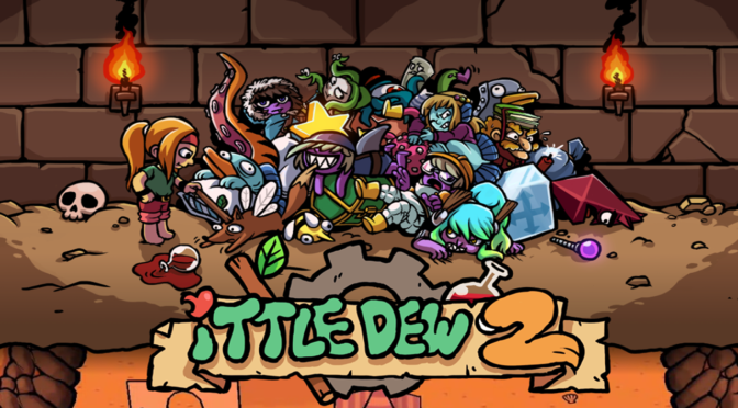 Ittle Dew 2 - Feature