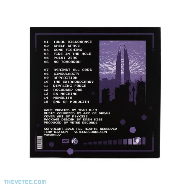 Monolith - Back
