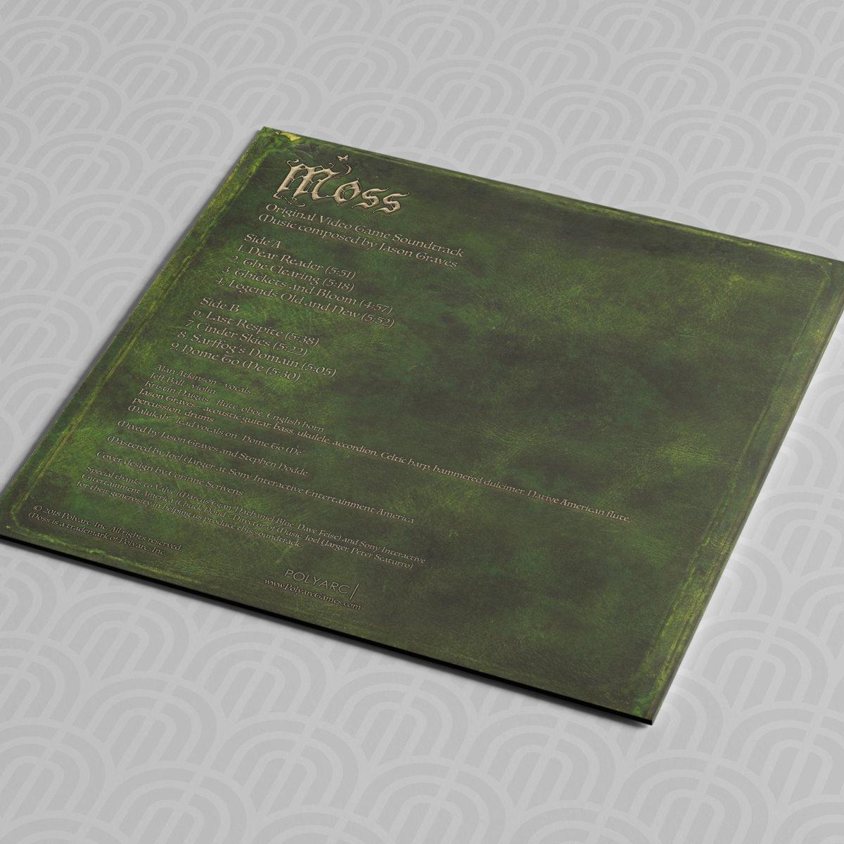 Moss - Back